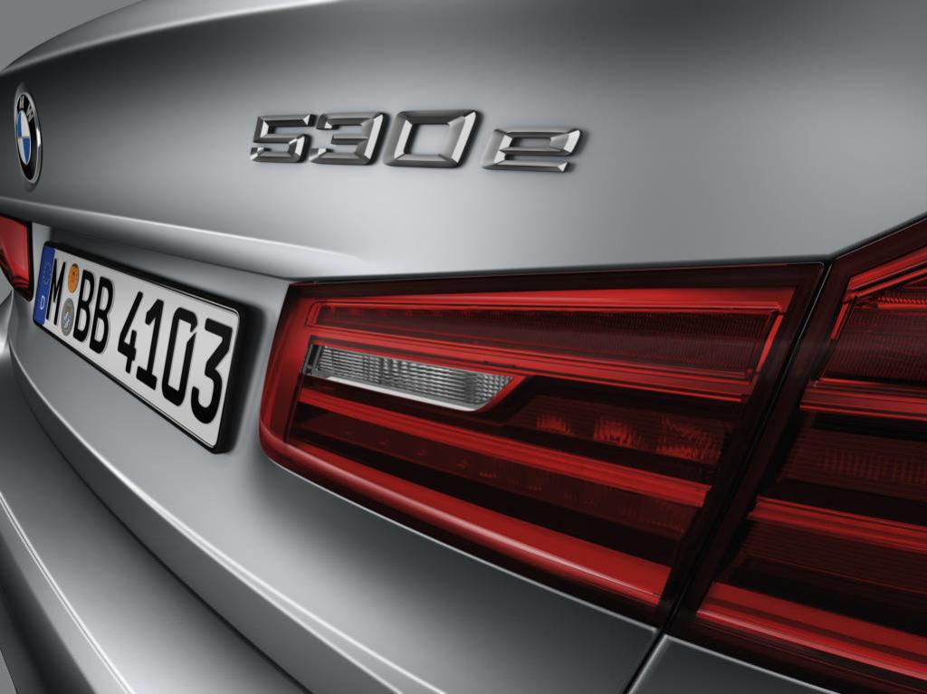 BMW 530e - BMW Serie 5 G30
