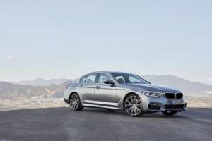 BMW 540i - BMW Serie 5 G30 - BMW 540i xDrive M Sport