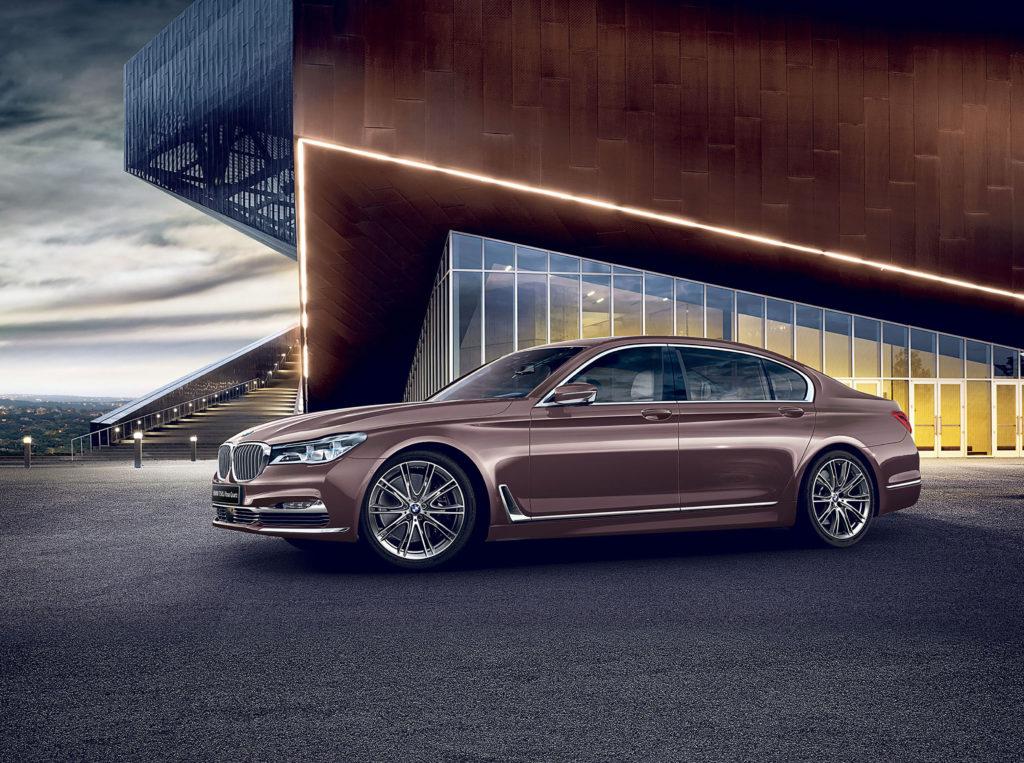 BMW Serie 7 Rose-Quartz Edition - BMW Serie 7 G12 - BMW 750Li