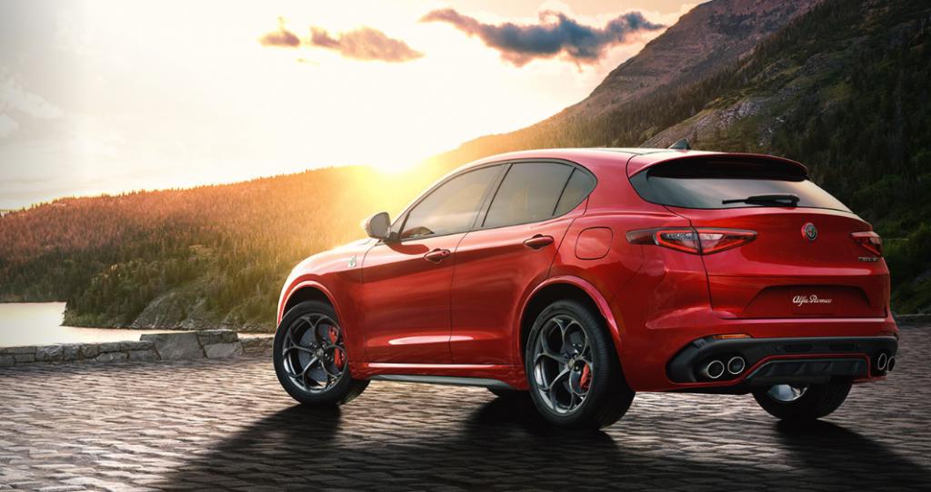 Alfa Romeo Stelvio Entra Un Nuovo Competitor Nel Mercato