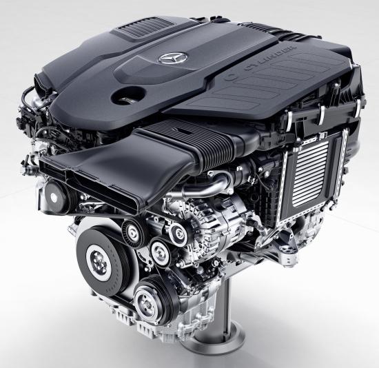 Mercedes-Benz OM656