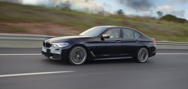 BMW M550i xDrive M Performance - BMW Serie 5 G30