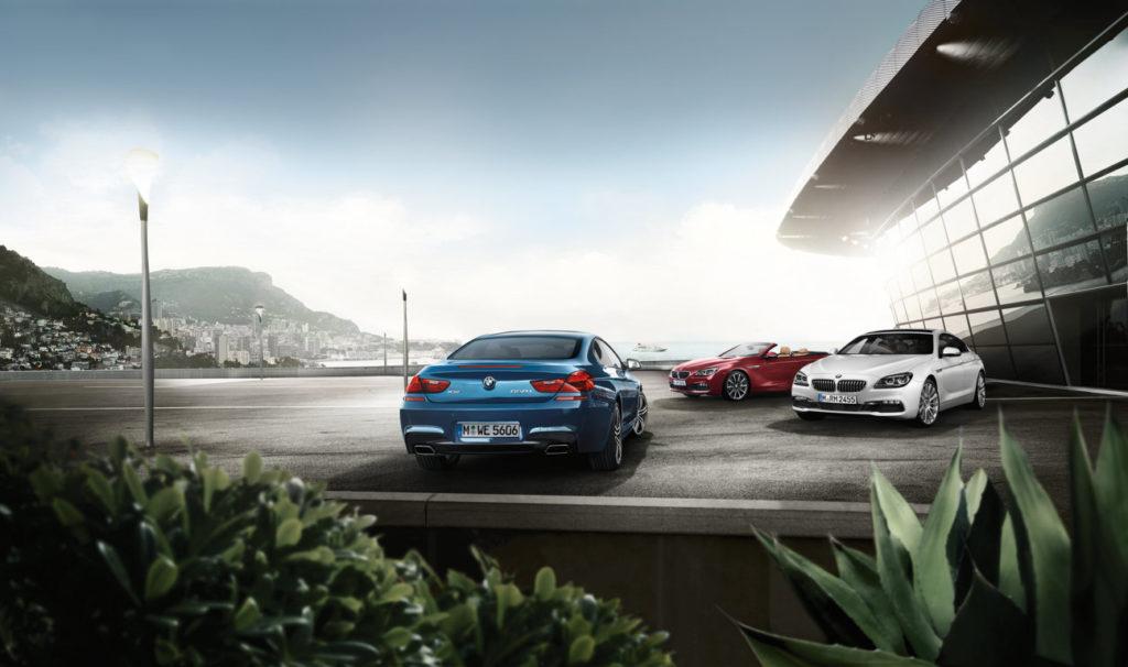 BMW Serie 6 M.Y. 2017