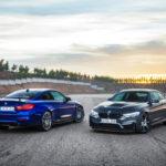 BMW M4 GTS - BMW M4 CS - BMW M4 Competition Sport - BMW M4 F82