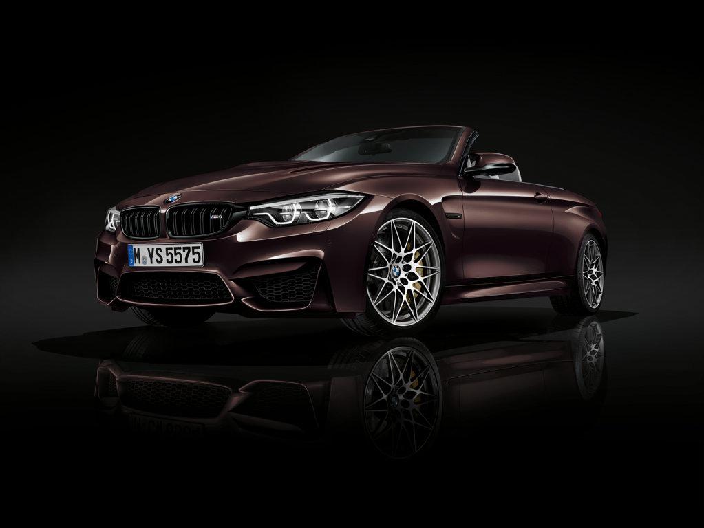 BMW M4 LCI Cabriolet