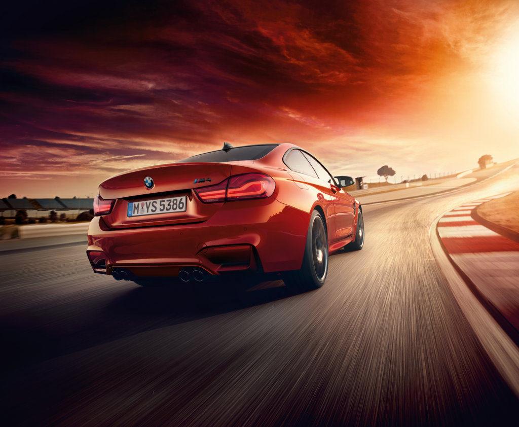BMW M4 LCI Coupe'