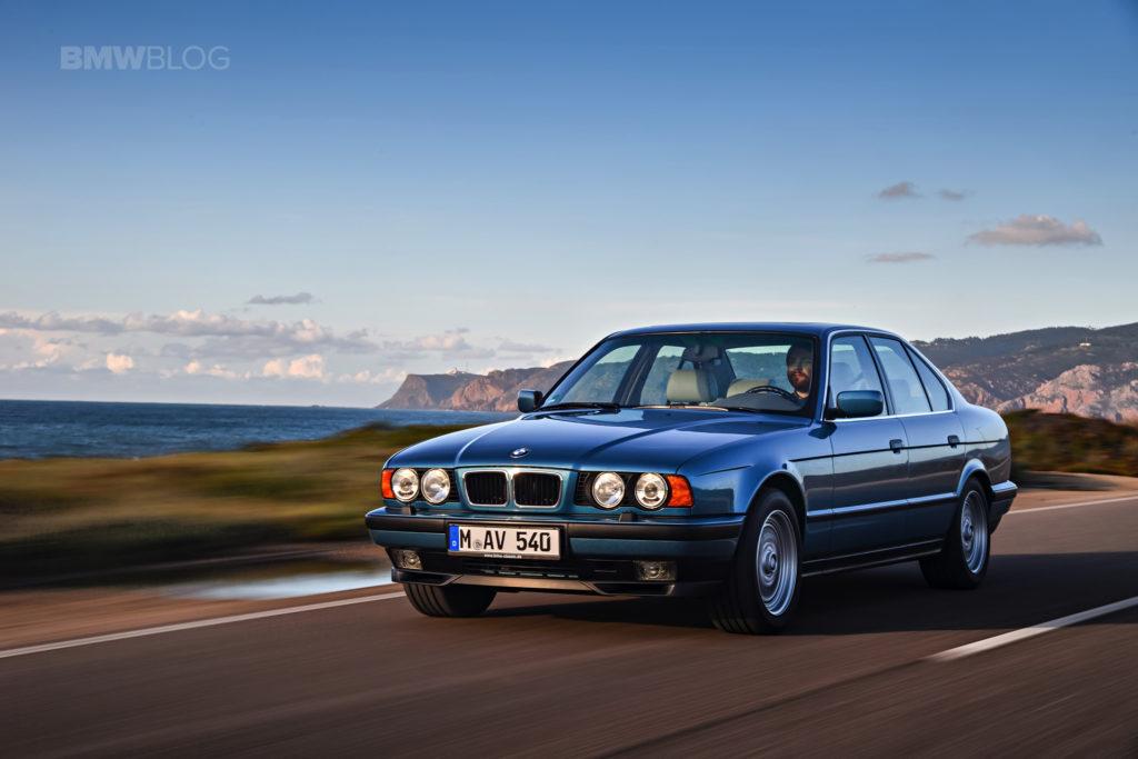 BMW Serie 5 E34