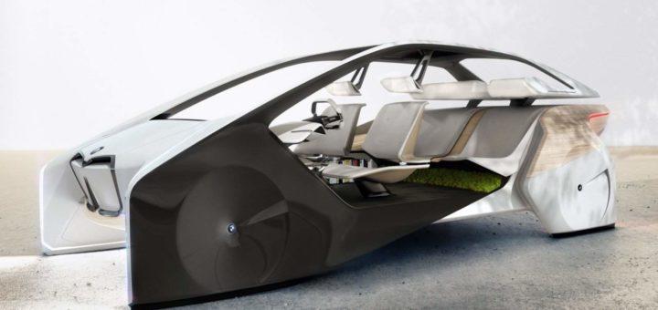 CES 2017 - BMW i Interior Future Concept