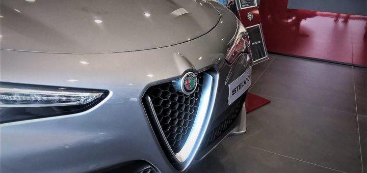 Alfa Romeo Stelvio Q4 2.0 TBi First Edition
