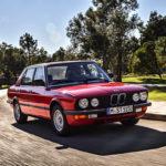 BMW 524td - BMW Serie 5 E28