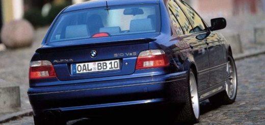 Alpina BMW B10 V8S