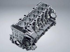 BMW N54 Engine Block - Open Deck