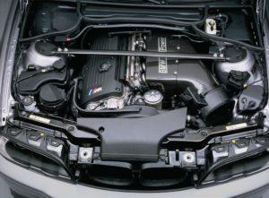BMW M3 CSL E46 - BMW S54B32HP Engine