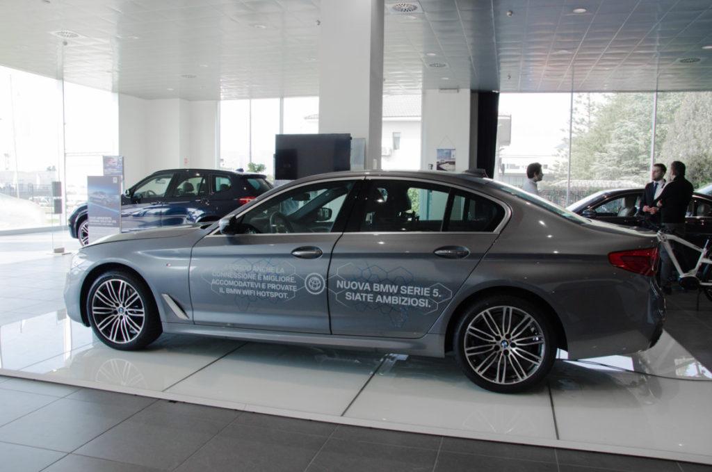 BMW Serie 5 G30 - Primo contatto