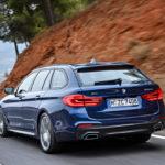 BMW Serie 5 Touring G31 - BMW 530d xDrive M Sport