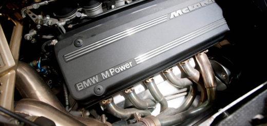 McLaren F1 BMW Engine S72