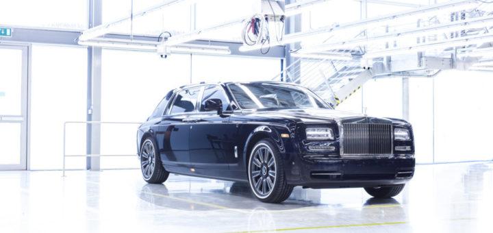 Rolls Royce Phantom VII Final Edition