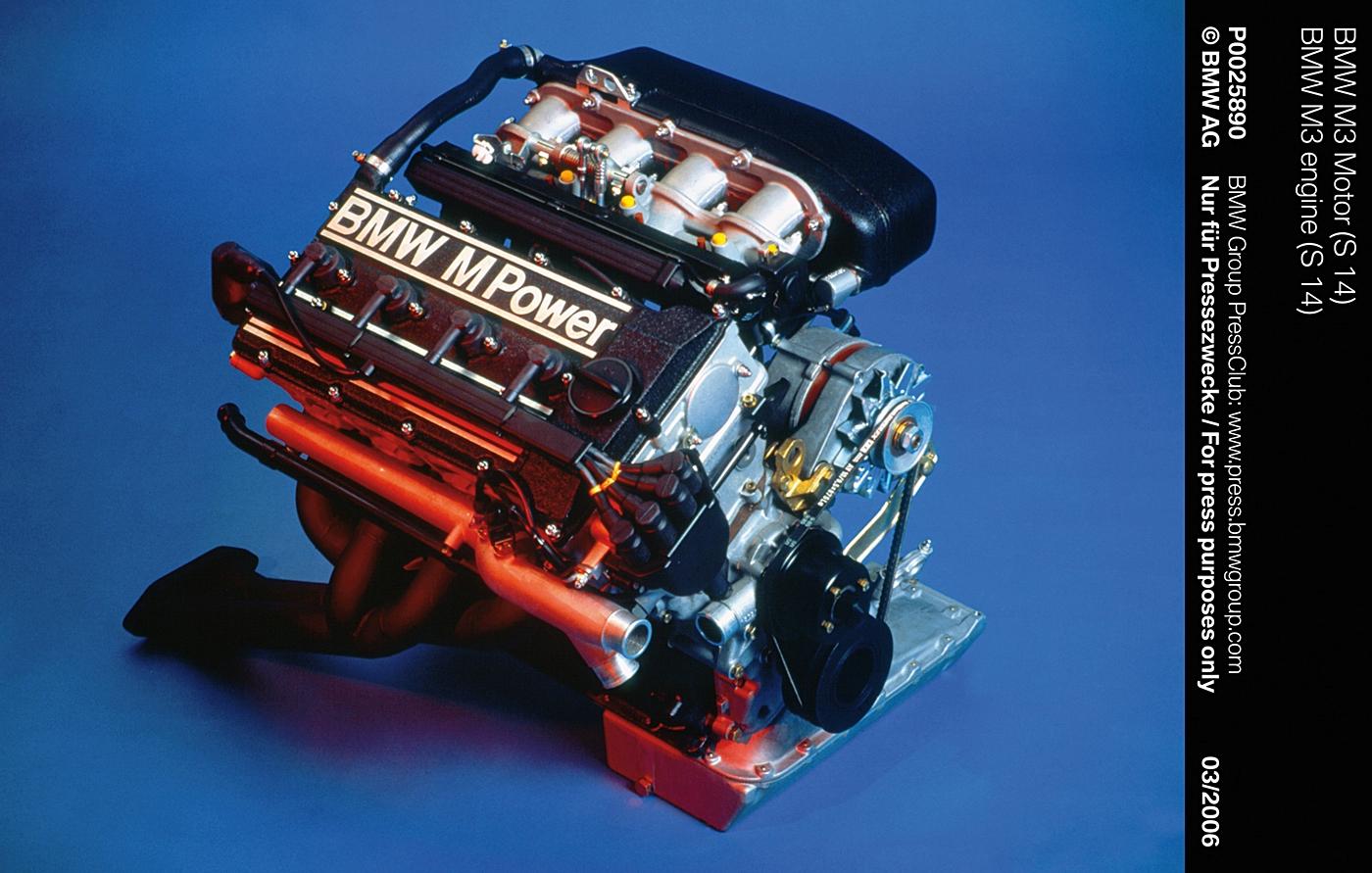 Bmw S Engine
