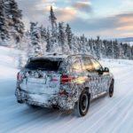 BMW X3 G01 Spy Winter Test