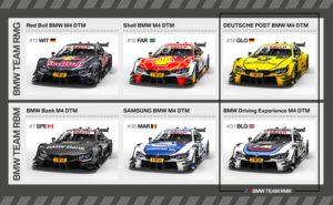 BMW M4 DTM 2017 - BMW Motorsport