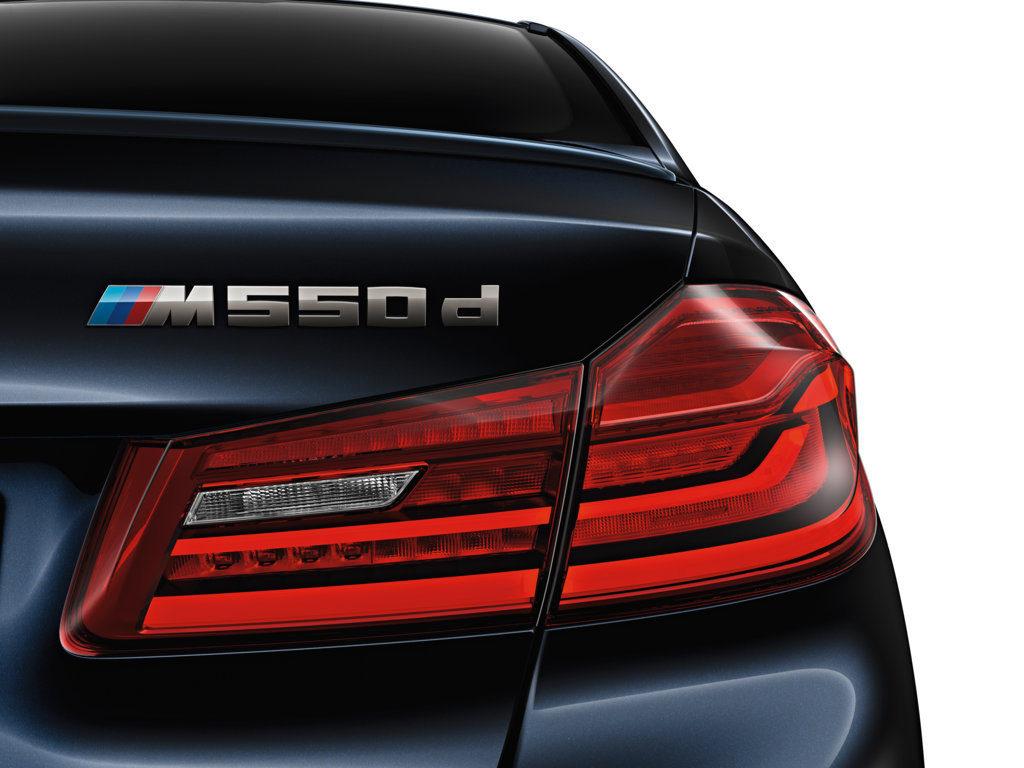 BMW M550d xDrive - BMW Serie 5 G30 (4)
