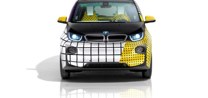 BMW i3 MemphisStyle
