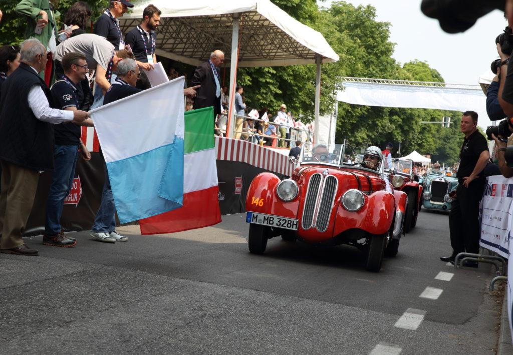 BMW Italia - Mille Miglia 2017