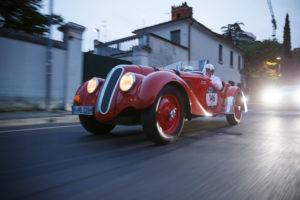 BMW Italia - Mille Miglia 2017 - Giorno 1