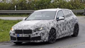 BMW M140i xDrive Spy F40 2019