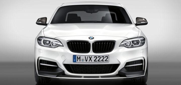 BMW M240i M Performance Edition 2017 - F22 - F22 LCI - BMW M Performance Parts