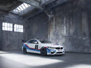 BMW M4 GT4 2017 - BMW Motorsport