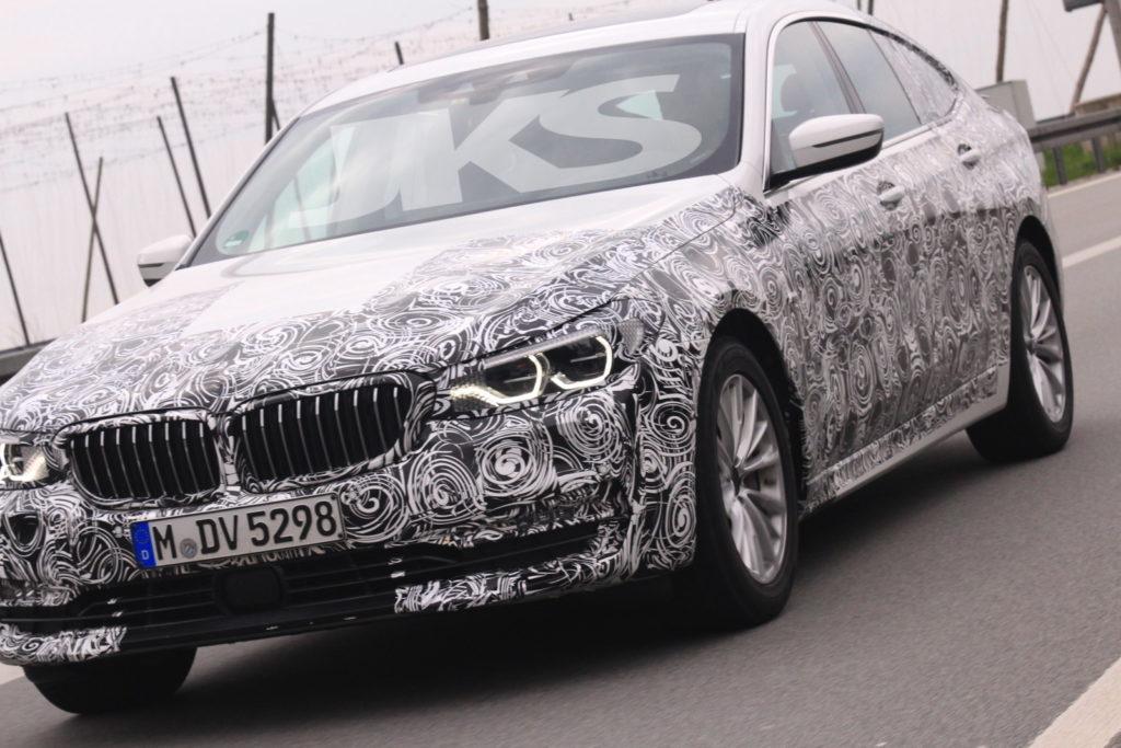 BMW Serie 6 Gran Turismo G32 - BMW Serie 6 GT Spy