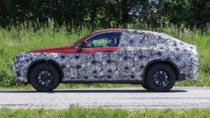 BMW X4 G02 2019