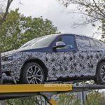 BMW X4 G02 Spy 2018