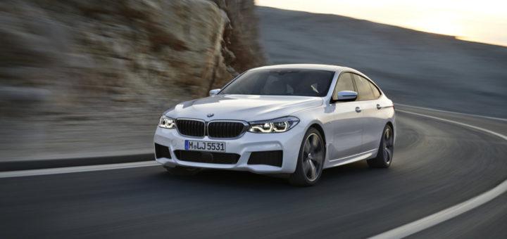 BMW Serie 6 Gran Turismo 2017 - G32 - BMW 640i xDrive GT