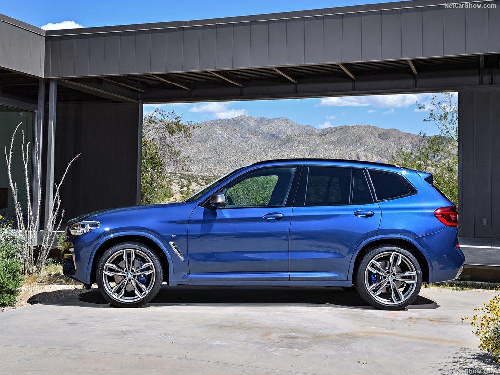 BMW X3 M40i 2018 - BMW X3 G01