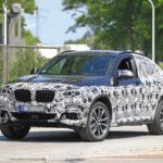 BMW X4M Spy G02 2018