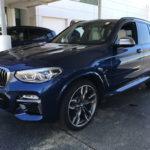 BMW X3 M40i xDrive - BMW X3 G01 - Spartanburg Plant