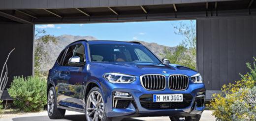 BMW X3 M40i xDrive - BMW X3 G01