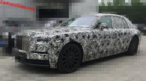 Rolls Royce Phantom II Spy 2018