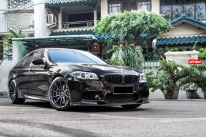 BMW M5 F10 Vorsteiner Aero e Flow Forged Wheels