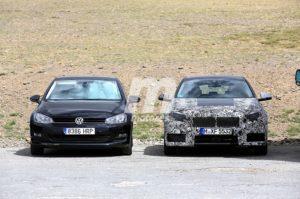 BMW Serie 1 F40 2019 vs Volkswagen Golf