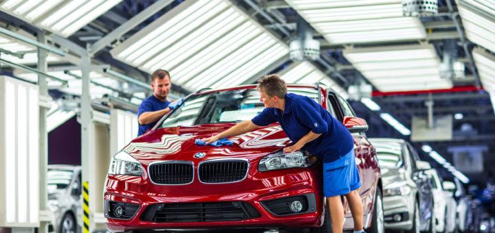 BMW Serie 2 AT - BMW Group Lipsia Plant