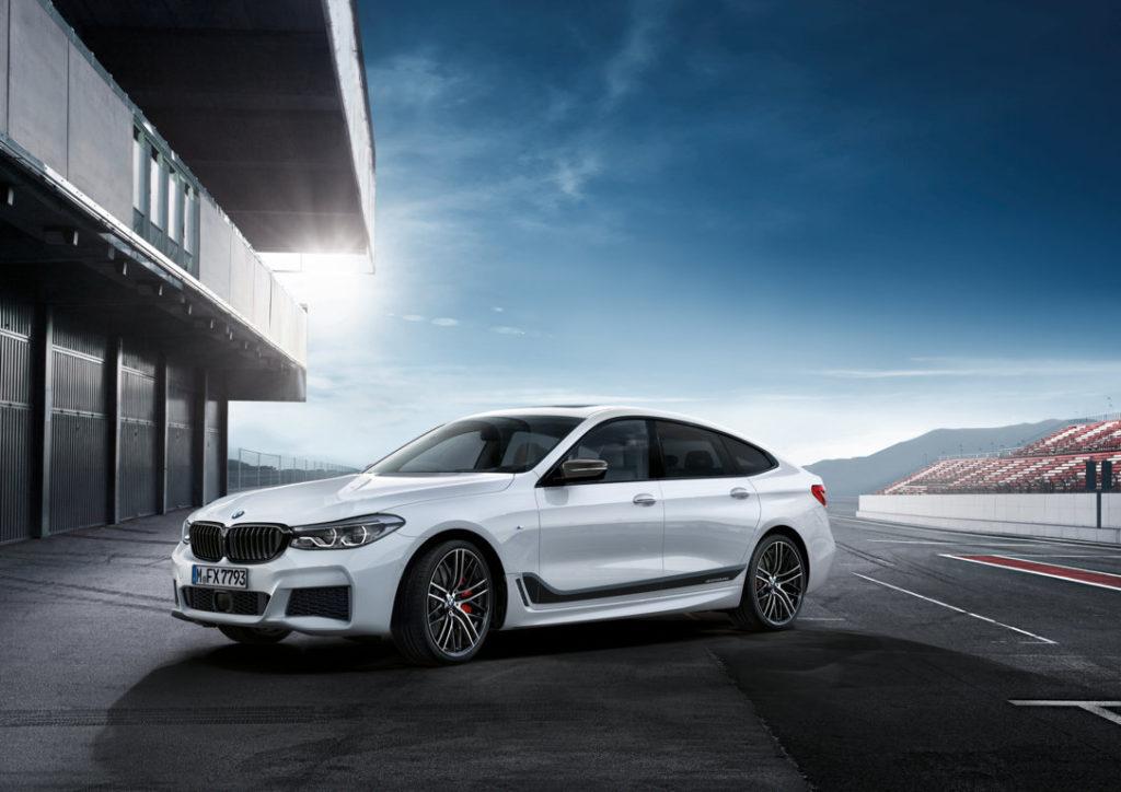BMW Serie 6 Gran Turismo BMW M Performance Parts 2017 G32