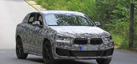 BMW X2 F39 Spy