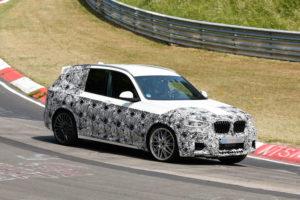 BMW X3M Spy