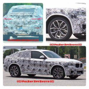 BMW X4M F98