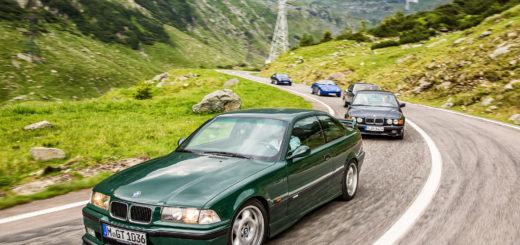 BMW Classic Tour Romania