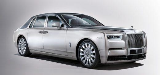 Rolls-Royce Phantom VIII - Rolls Royce Phantom 2018