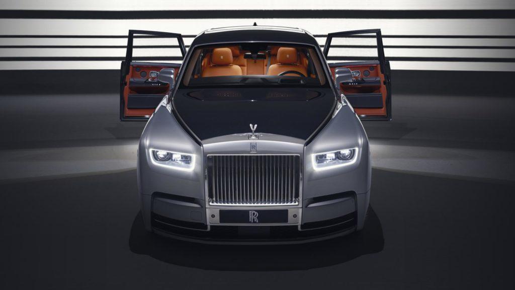 Rolls Royce Phantom VIII - Rolls-Royce Phantom